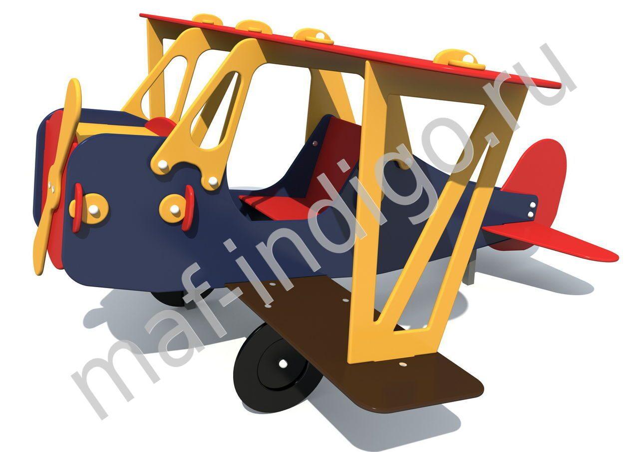 Самолет в детский сад